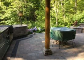 Timberwood Landscape Company- outdoor patio 2