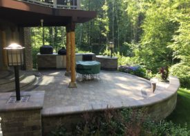Outdoor Patio - Timberwood Landscape Company